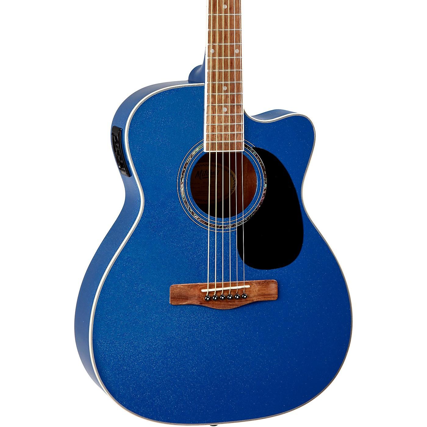 Mitchell O120CEWPM Auditorium Acoustic-Electric Guitar thumbnail