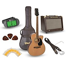 Mitchell O120PKE Acoustic-Electric Guitar Pack