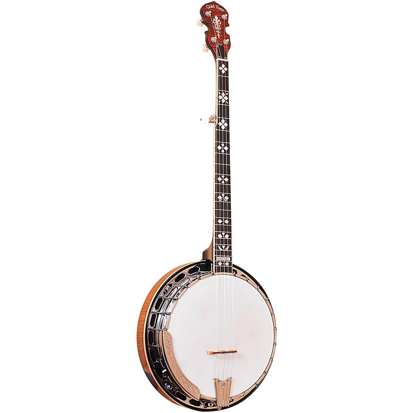 Gold Tone OB-250+TP Orange Blossom Banjo With Tony Pass Schaeffer Rim thumbnail