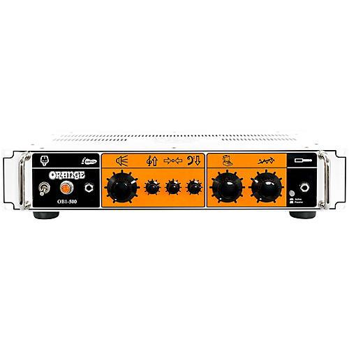 Orange Amplifiers OB1-500 500W Analog Bass Amp Head thumbnail