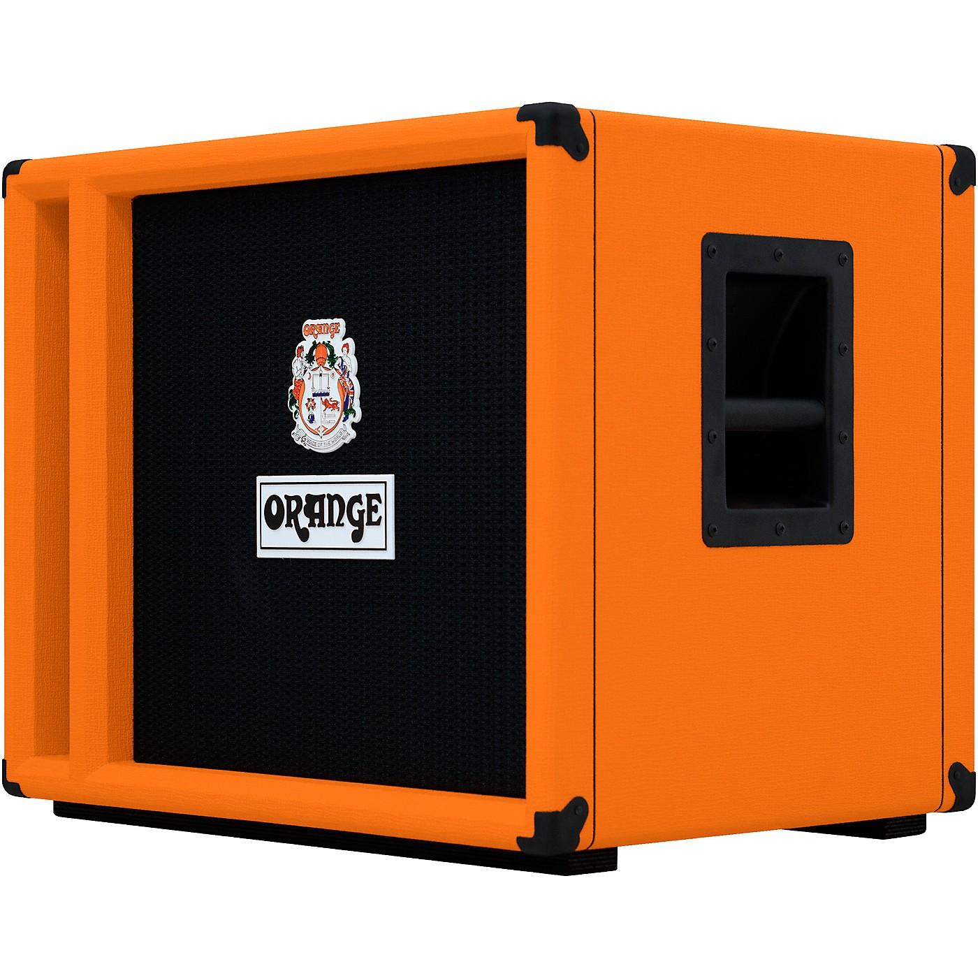 Orange Amplifiers OBC Series OBC115 400W 1x15 Bass Speaker Cabinet thumbnail
