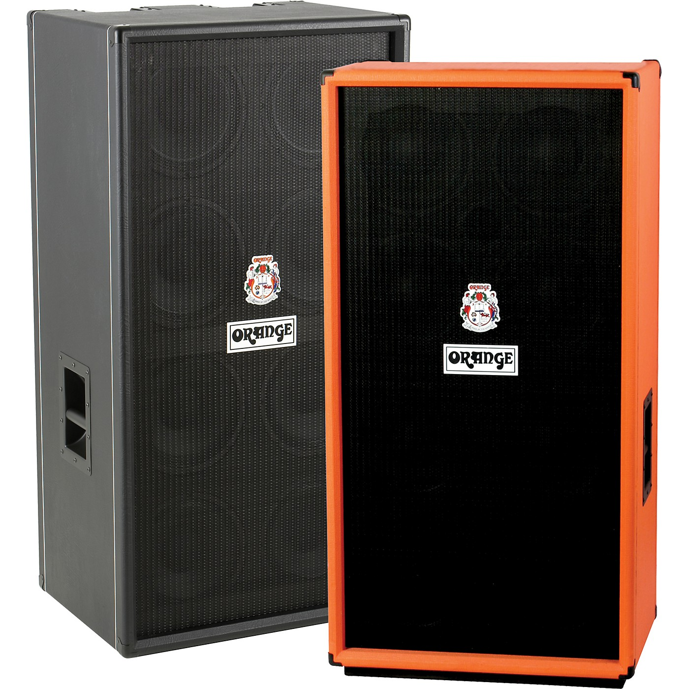 Orange Amplifiers OBC Series OBC810 8x10 Bass Speaker Cabinet thumbnail