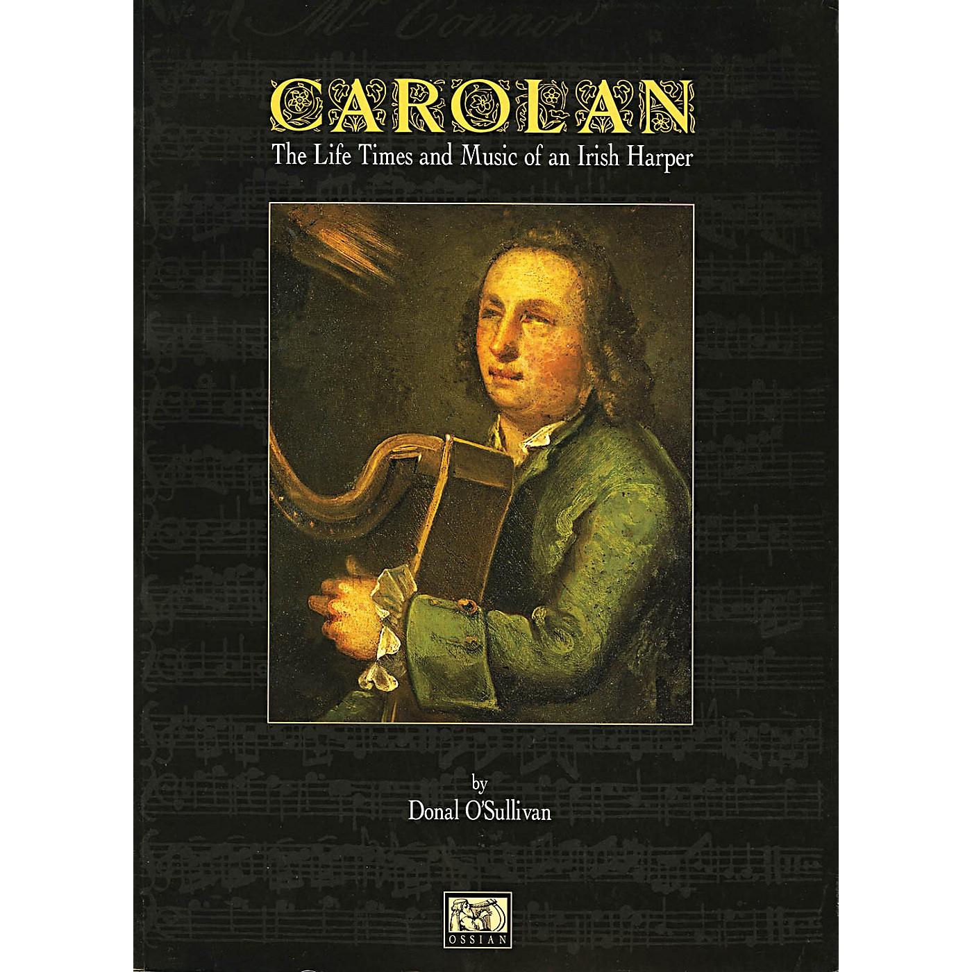 Music Sales O'Carolan Music Sales America Series Softcover Written by Donal O'Sullivan thumbnail