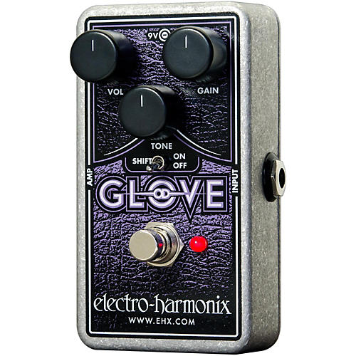 Electro-Harmonix OD Glove Overdrive/Distortion Effects Pedal thumbnail