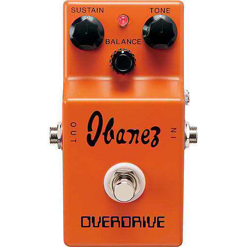 Ibanez OD850 Limited Edition Reissue Overdrive Effects Pedal thumbnail
