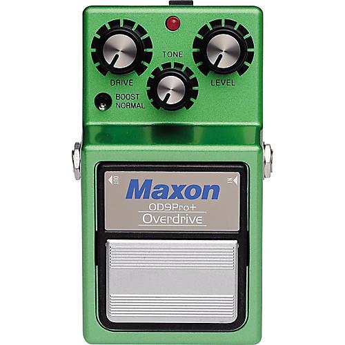 Maxon OD9 Pro Plus Overdrive Pedal thumbnail