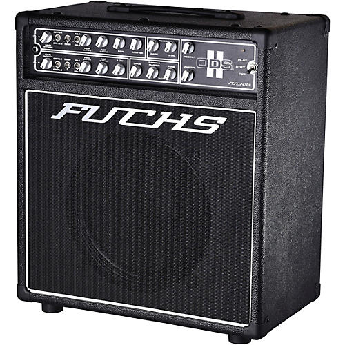 Fuchs ODS-II Custom 25/50 112 50W 1x12 Tube Guitar Combo Amp thumbnail