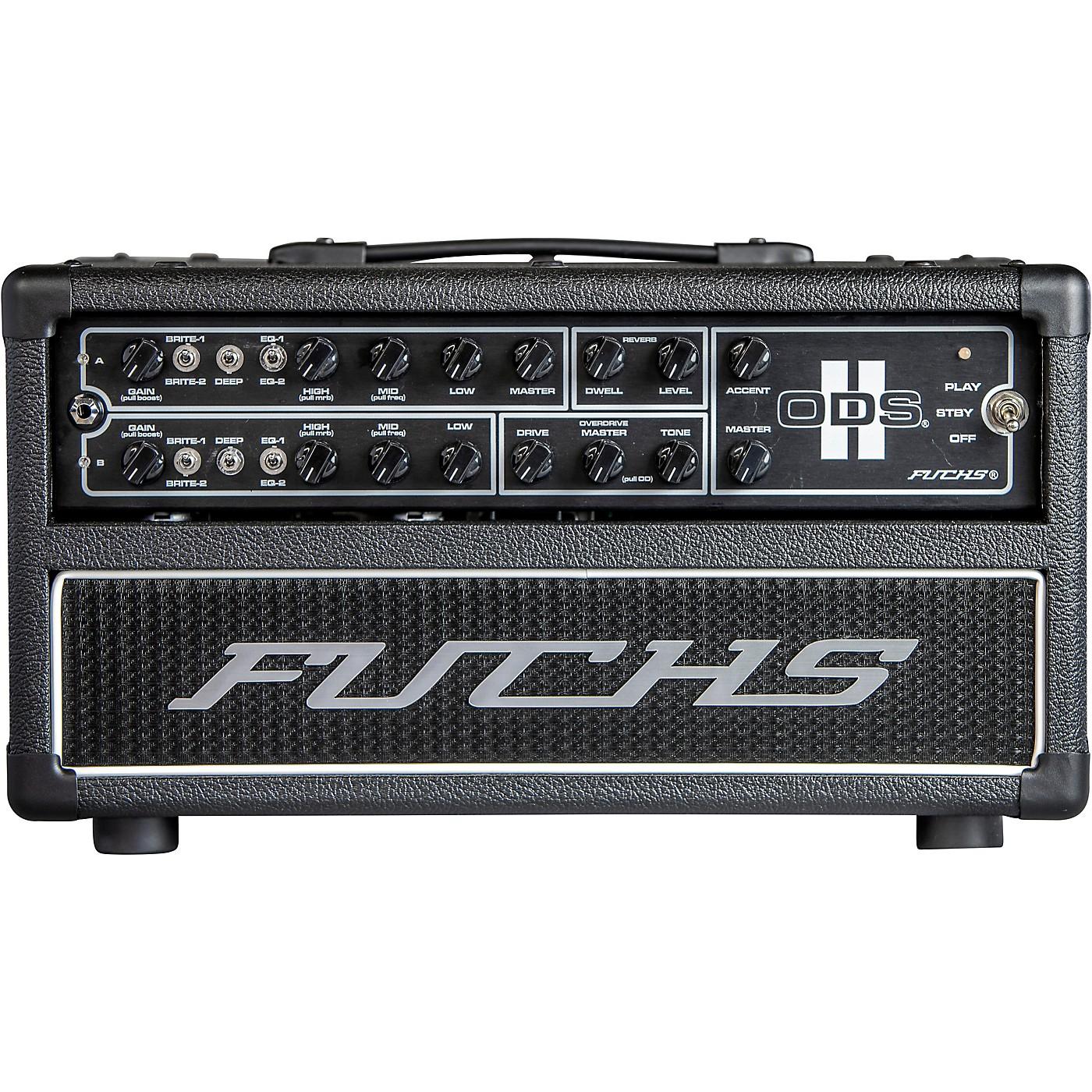 Fuchs ODS-II Custom 25/50 50W Tube Guitar Amp Head thumbnail