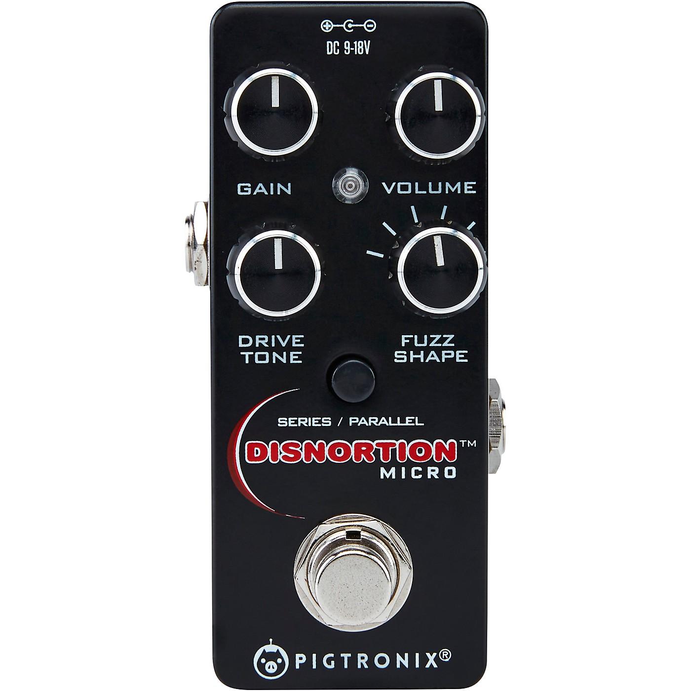 Pigtronix OFM Disnortion Micro Pedal thumbnail