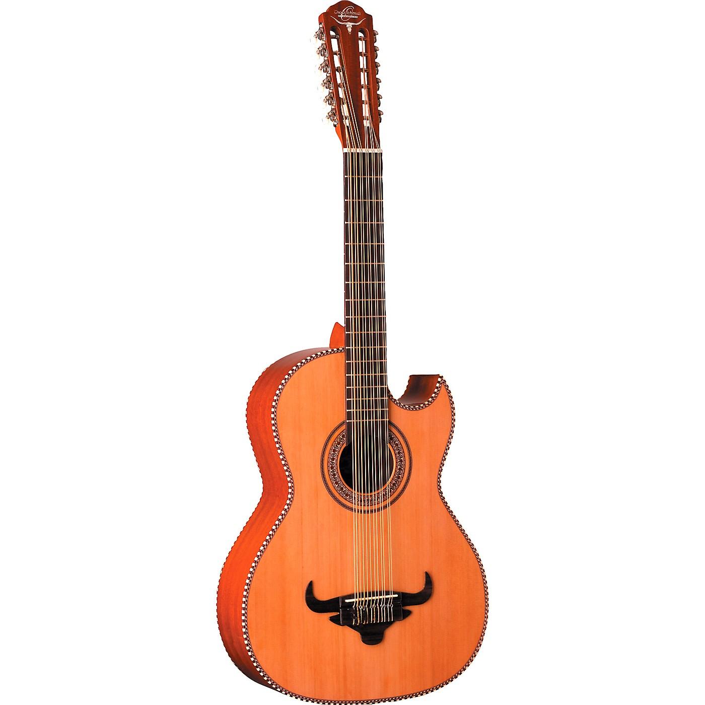 Oscar Schmidt OH50S-O Acoustic Bajo Sexto 12 String Guitar thumbnail
