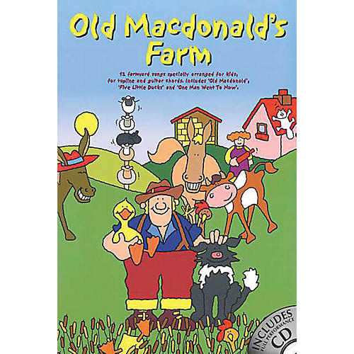 Music Sales OLD MACDONALD'S FARM (W/CD) Music Sales America Series thumbnail