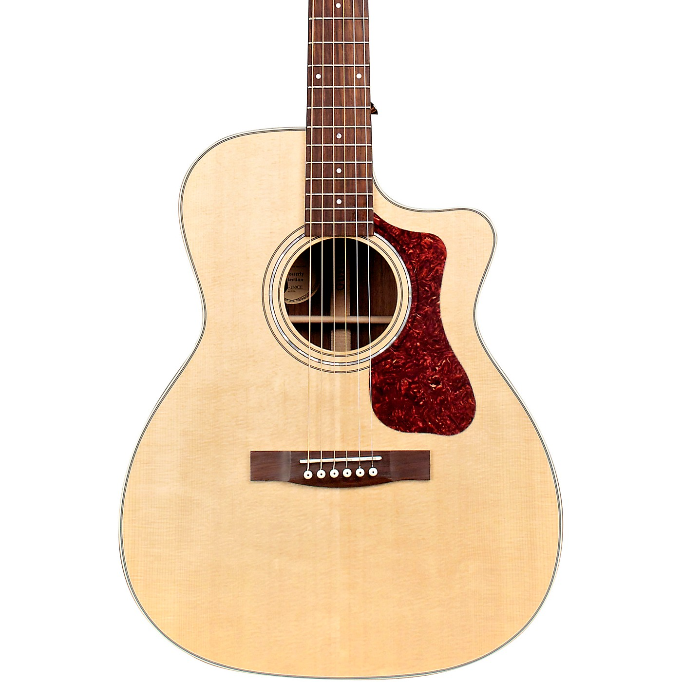 Guild OM-150CE Westerly Collection Orchestra Acoustic Guitar thumbnail