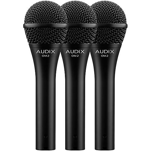 Audix OM-2 Microphone 3-Pack thumbnail