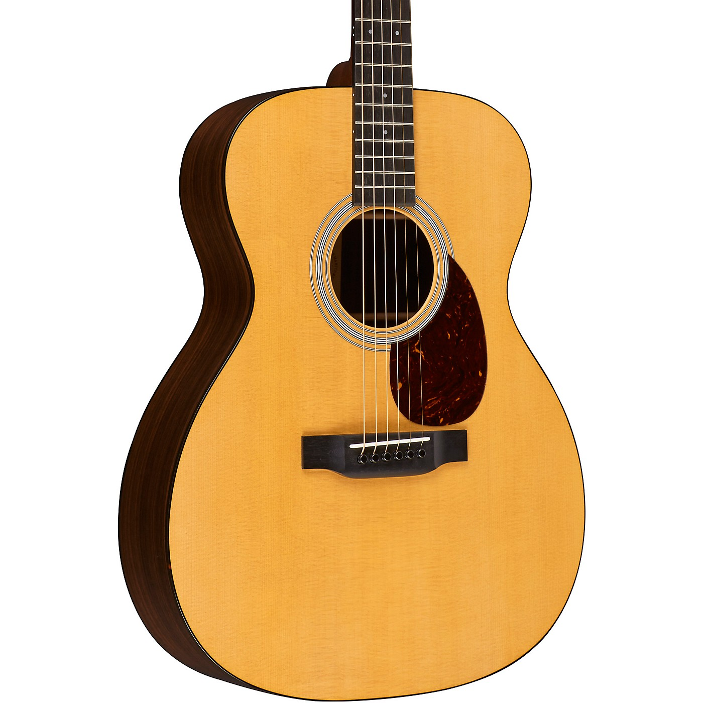Martin OM-21 Standard Orchestra Model Acoustic Guitar thumbnail