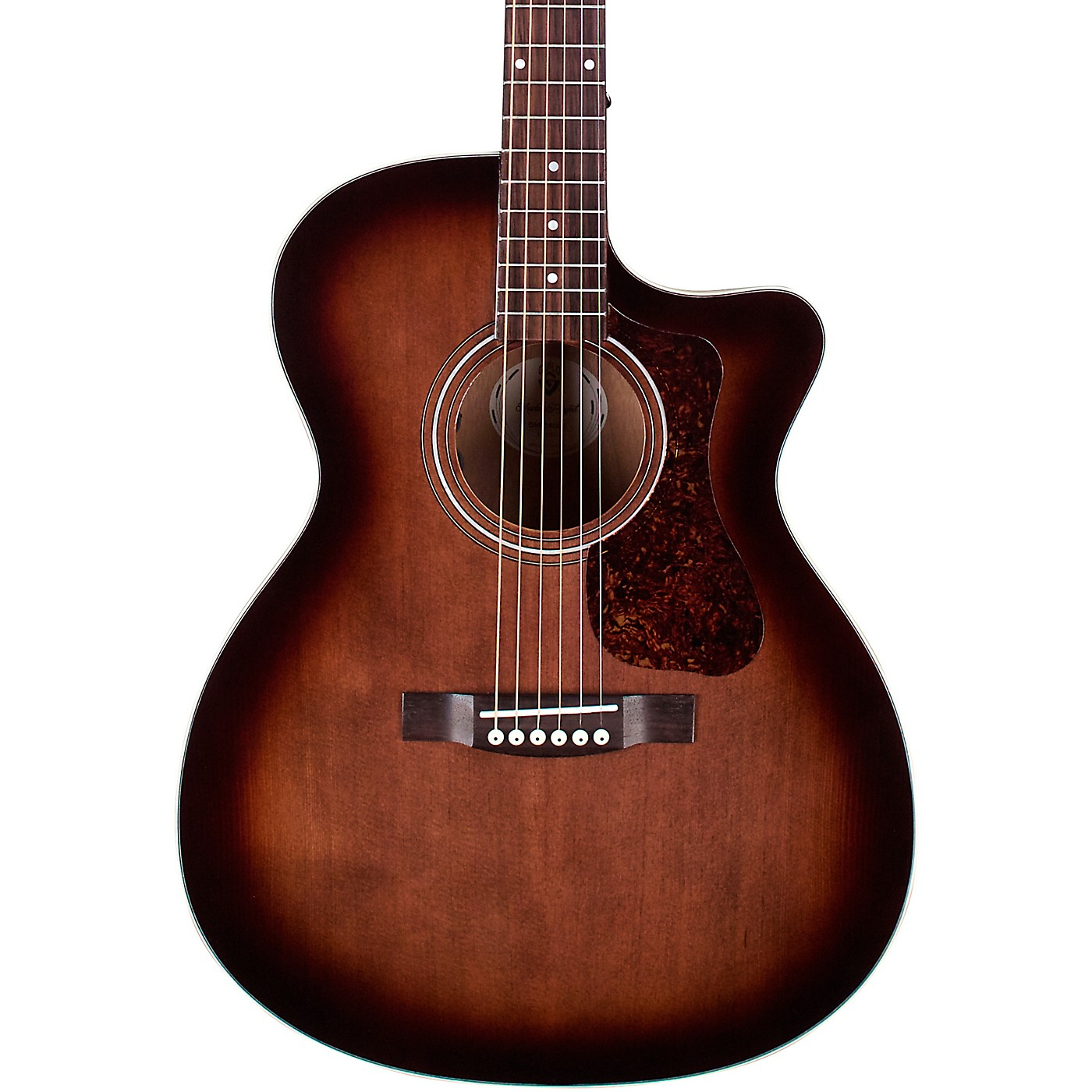 Guild OM-240CE Orchestra Acoustic-Electric Guitar thumbnail