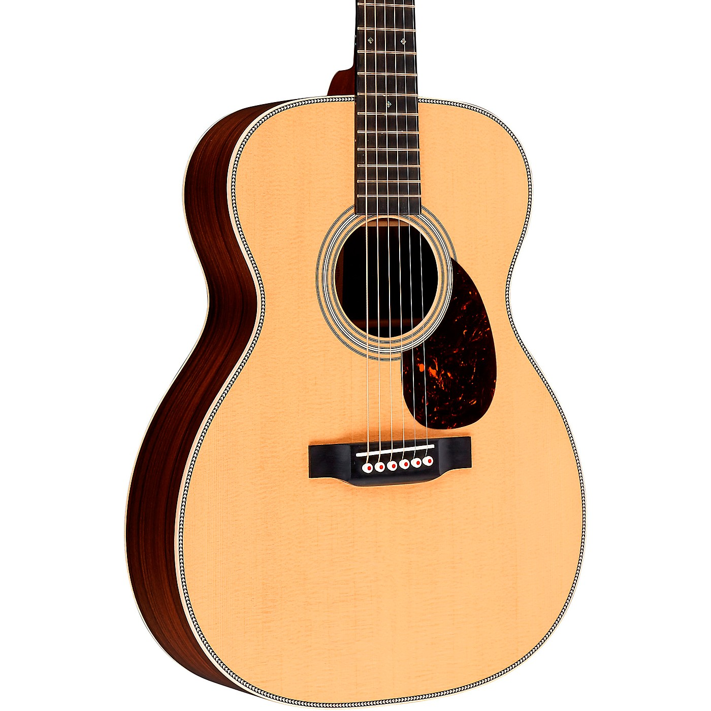 Martin OM-28 Modern Deluxe Orchestra Acoustic Guitar thumbnail