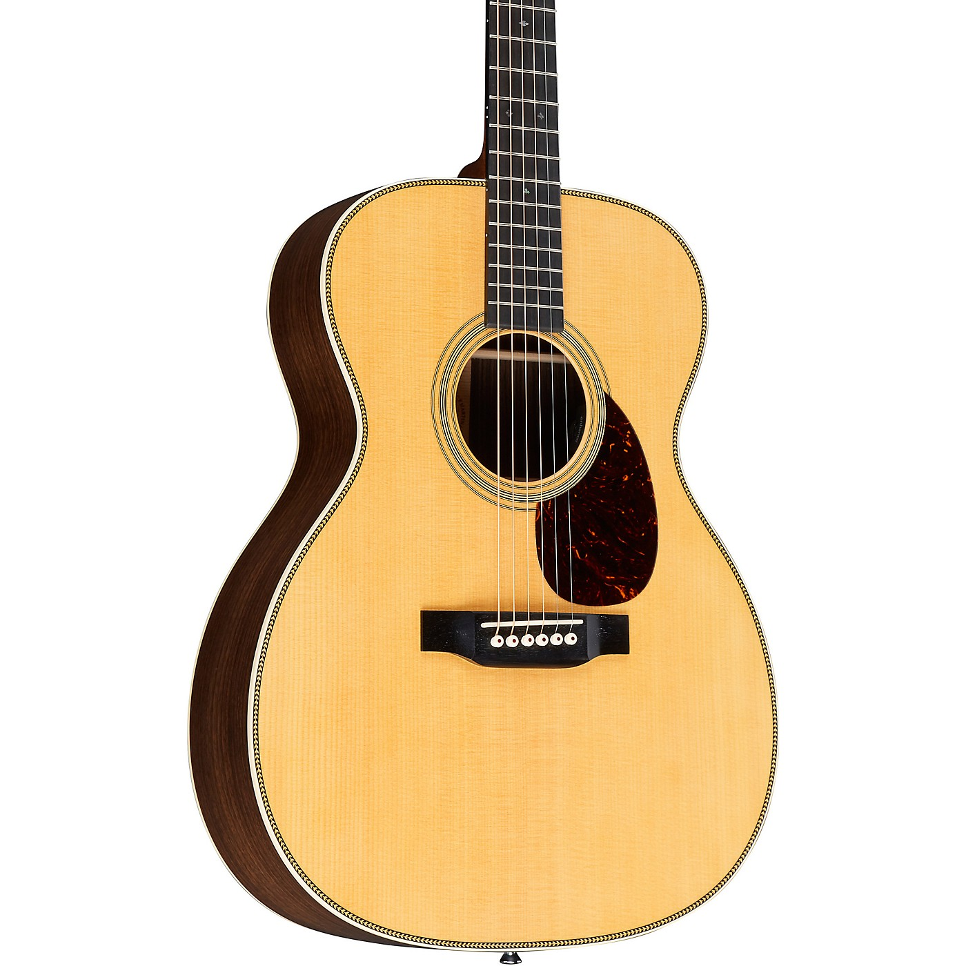 Martin OM-28E Standard Orchestra Model Acoustic-Electric Guitar thumbnail