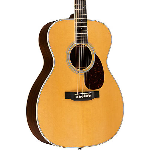Martin OM-35E Standard Orchestra Model Acoustic-Electric Guitar thumbnail