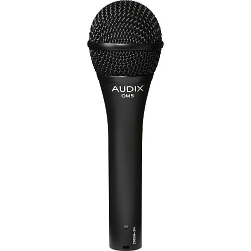 Audix OM-5 Dynamic Microphone thumbnail