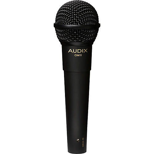 Audix OM11 Premium Dynamic Vocal Microphone thumbnail