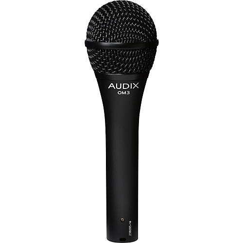 Audix OM3 Hypercardioid Vocal Microphone thumbnail
