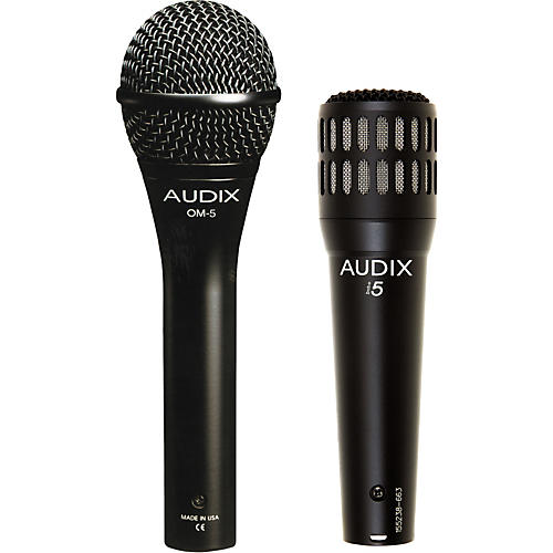 Audix OM5/I-5 Promo Pack thumbnail