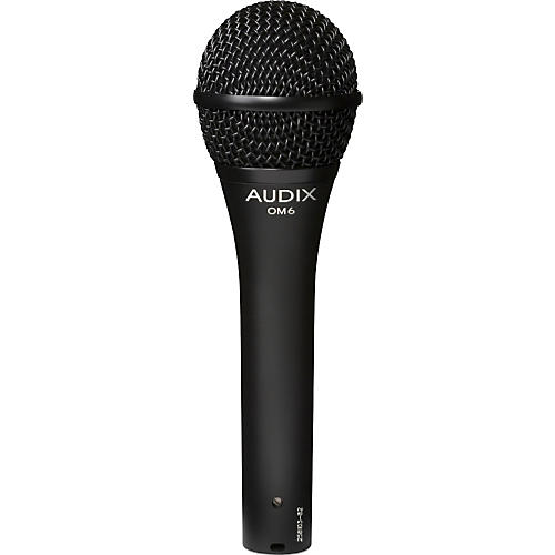 Audix OM6 Dynamic Vocal Microphone thumbnail
