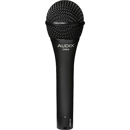 Audix OM6 Dynamic Vocal Microphone-thumbnail