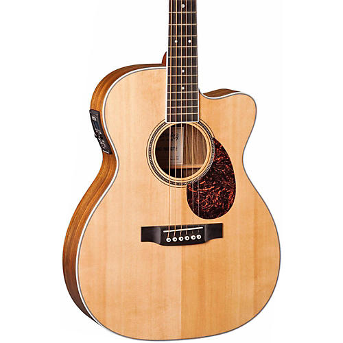 Martin OMC-16OGTE Acoustic-Electric Guitar thumbnail