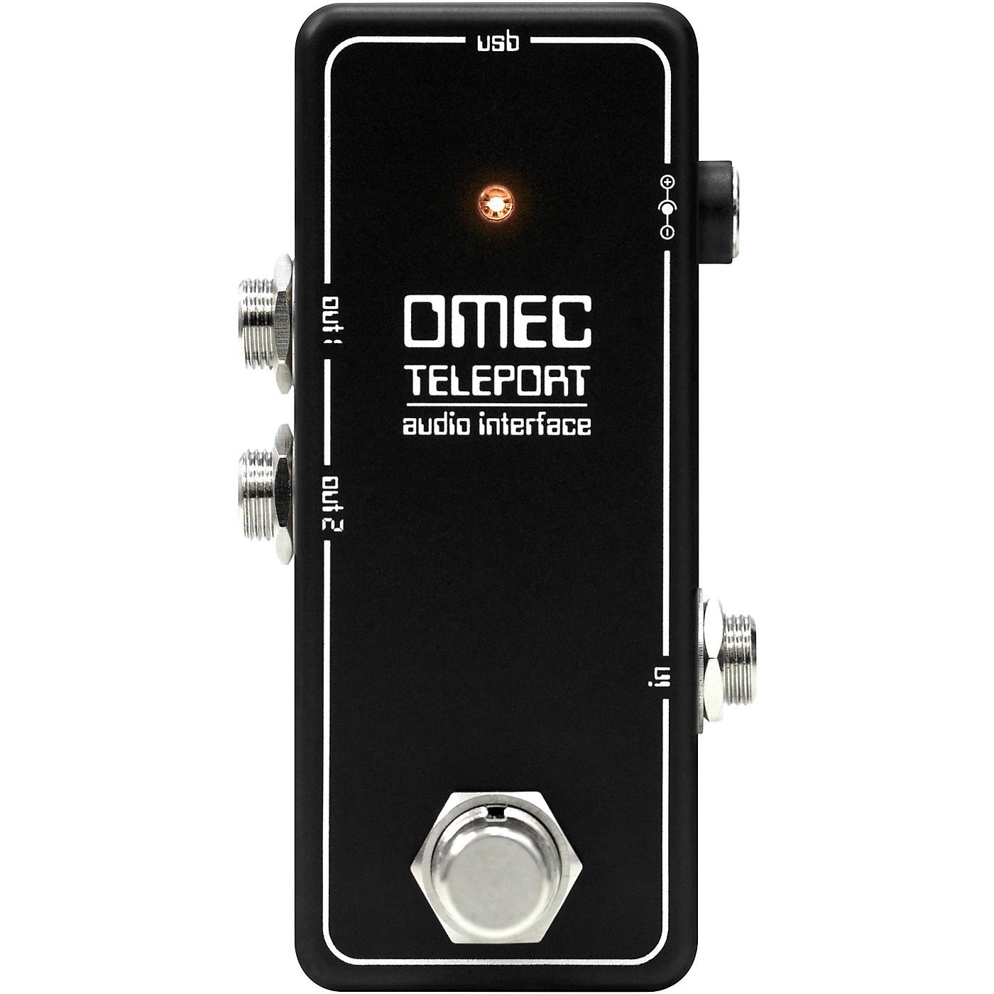 Orange Amplifiers OMEC Teleport USB Audio Interface thumbnail