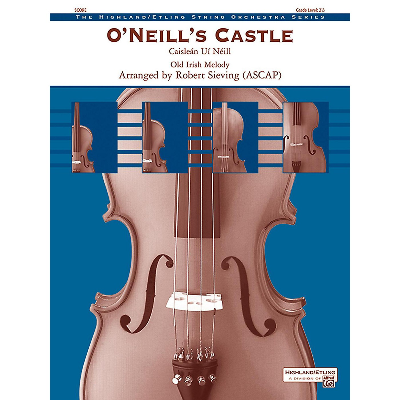 Alfred O'Neill's Castle String Orchestra Grade 2.5 thumbnail