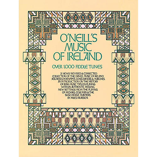 Music Sales O'Neill's Music of Ireland (Over 1,000 Fiddle Tunes) Music Sales America Series thumbnail