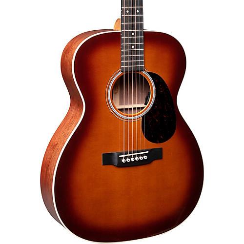 Martin OOOE Black Walnut Ambertone Auditorium Acoustic-Electric Guitar thumbnail