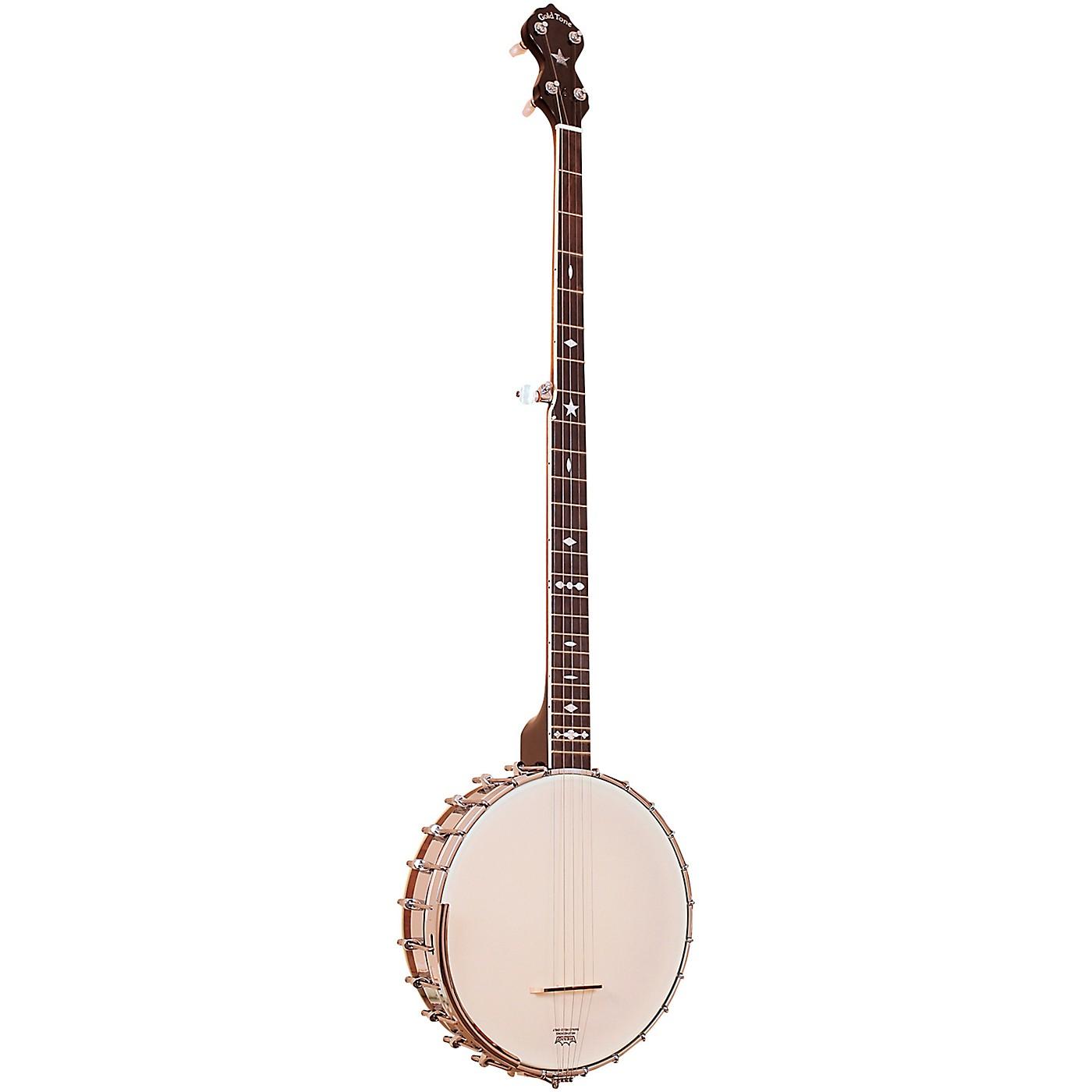 Gold Tone OT-800LN Old Time Long Neck Banjo with Case thumbnail