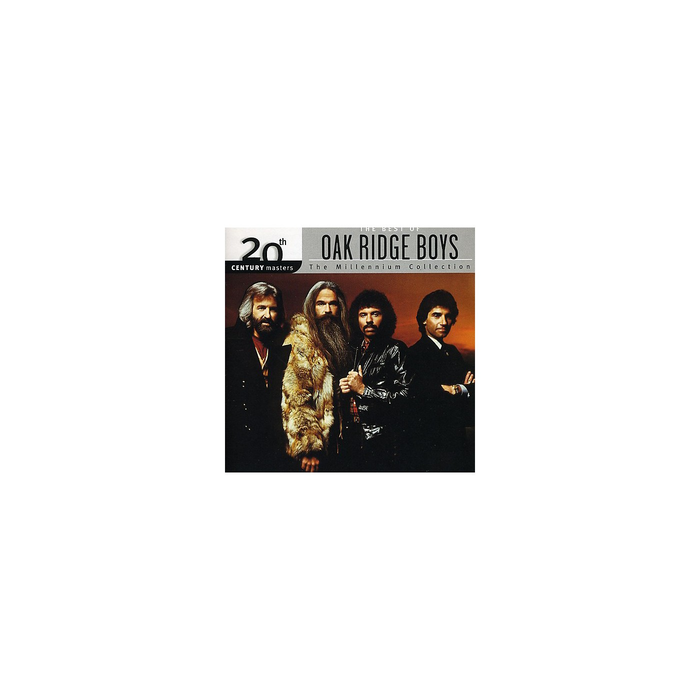 Alliance Oak Ridge Boys - 20th Century Masters: Millennium Collection (CD) thumbnail