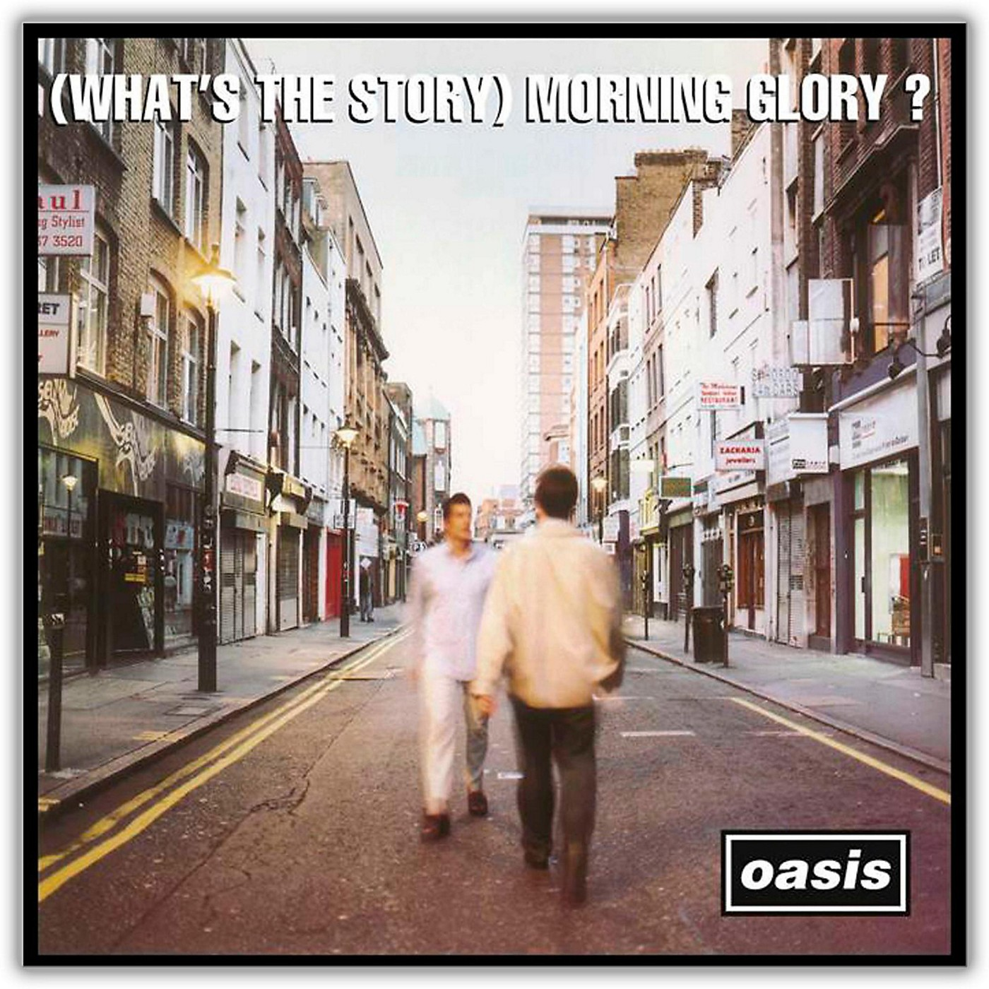 Universal Music Group Oasis - What's the Story Morning Glory Vinyl LP thumbnail