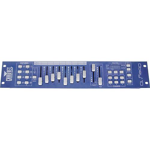 CHAUVET DJ Obey 10 Universeal Compact DMX Controller thumbnail