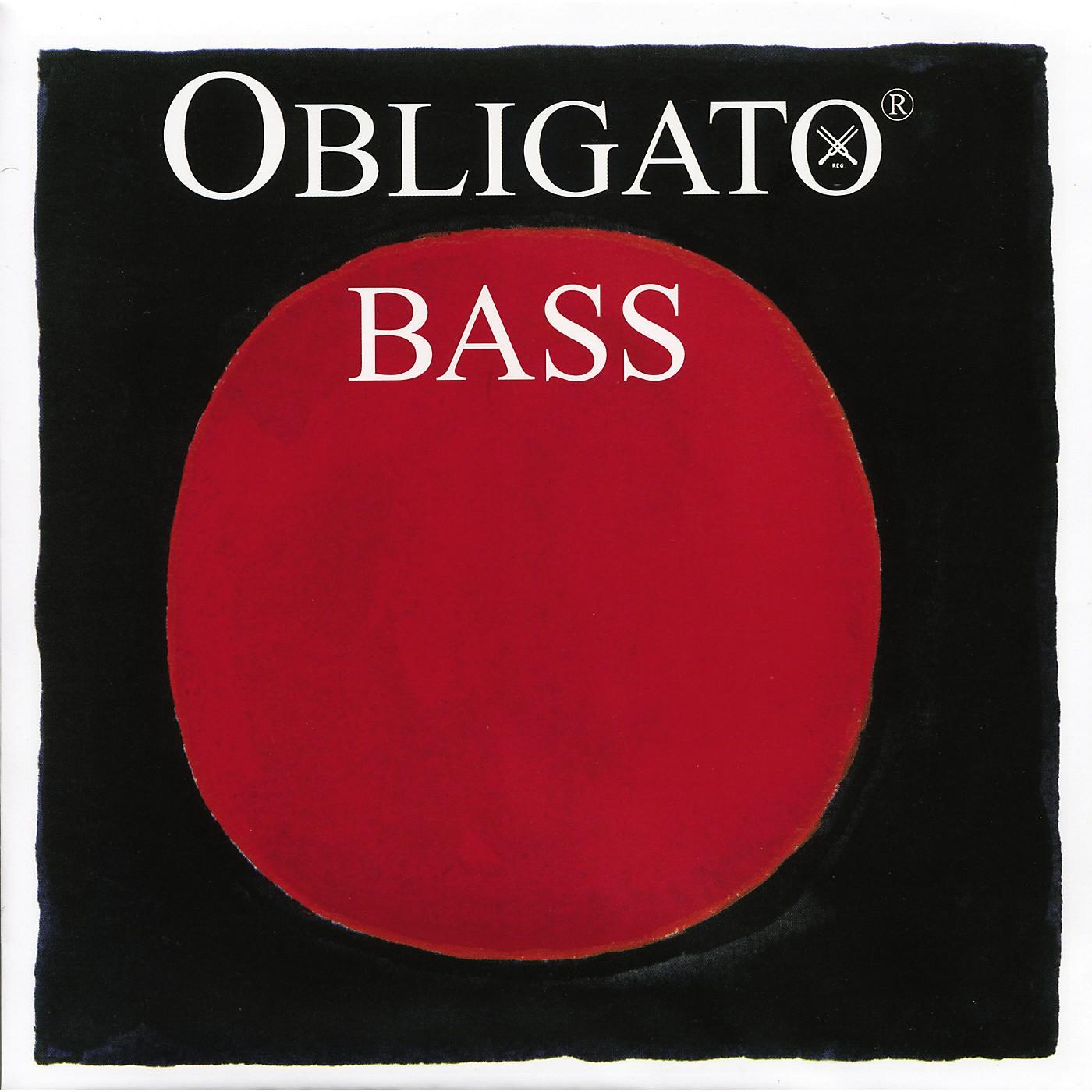 Pirastro Obligato Solo Series Double Bass String Set thumbnail