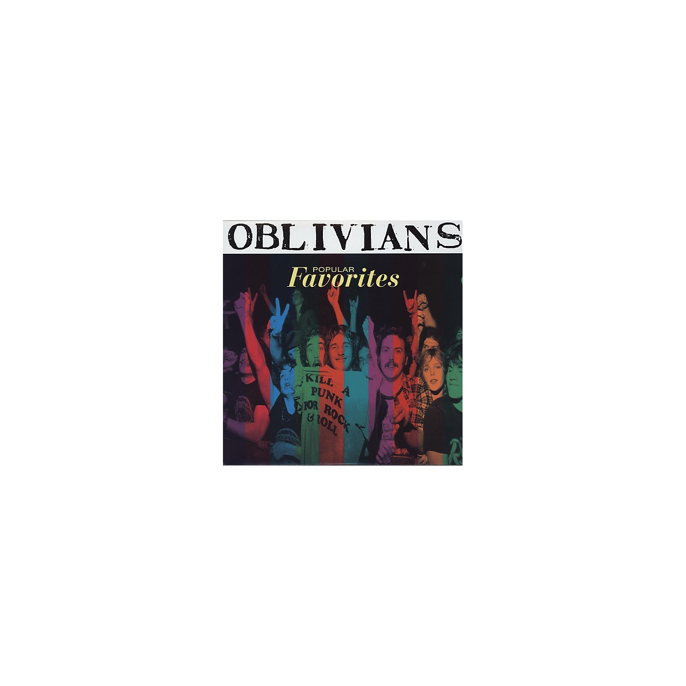 Alliance Oblivians - Popular Favorites thumbnail
