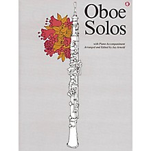 Music Sales Oboe Solos (Everybody's Favorite Series, Volume 99) Music Sales America Series