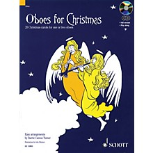 Schott Oboes for Christmas (20 Christmas Carols for One or Two Oboes) Misc Series
