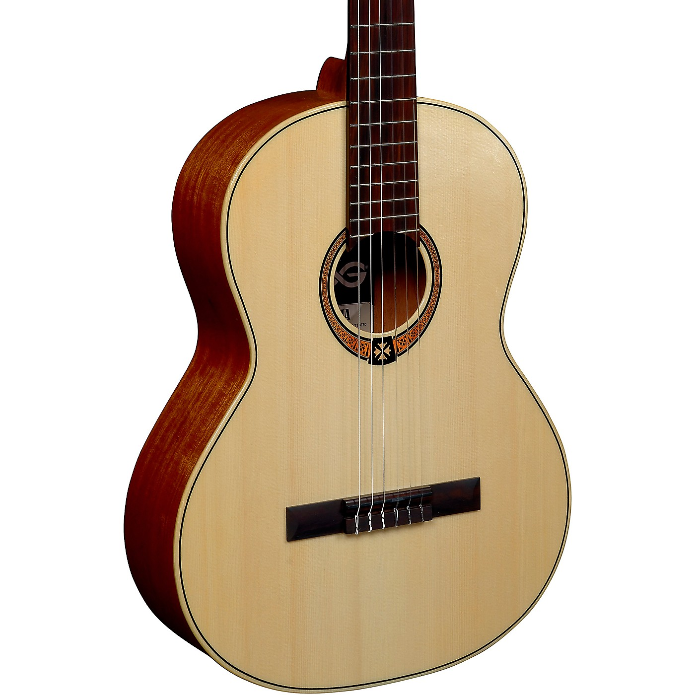 Lag Guitars Occitania OC88 Classical Guitar thumbnail
