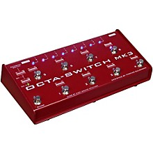 Carl Martin Octa-Switch MK3 Multi-Effects Looper