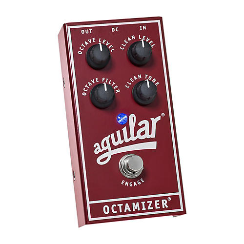 Aguilar Octamizer Analog Octave Bass Effects Pedal thumbnail