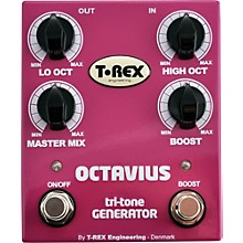 T-Rex Engineering Octavius Octave Guitar Effects Pedal