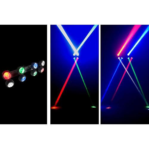American DJ Octo Beam 8x 3W RGBW LED Linear Fixture thumbnail