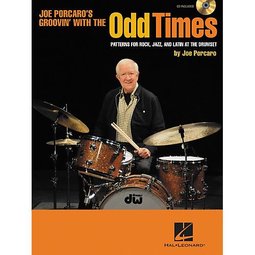 Hal Leonard Odd Times - Patterns For Rock Jazz & Latin At The Drumset Bk/CD thumbnail