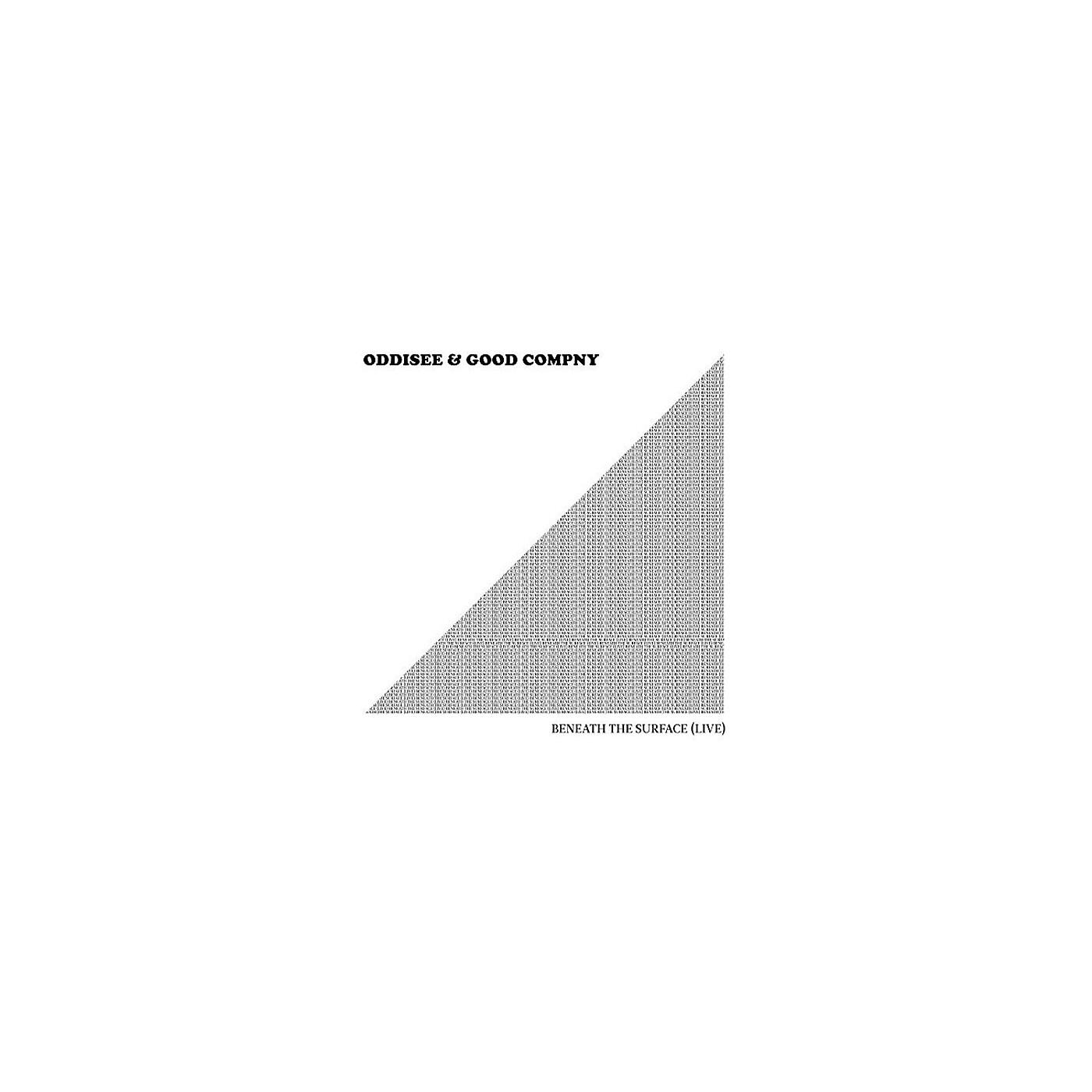 Alliance Oddisee & Good Compny - Beneath The Surface (live) thumbnail