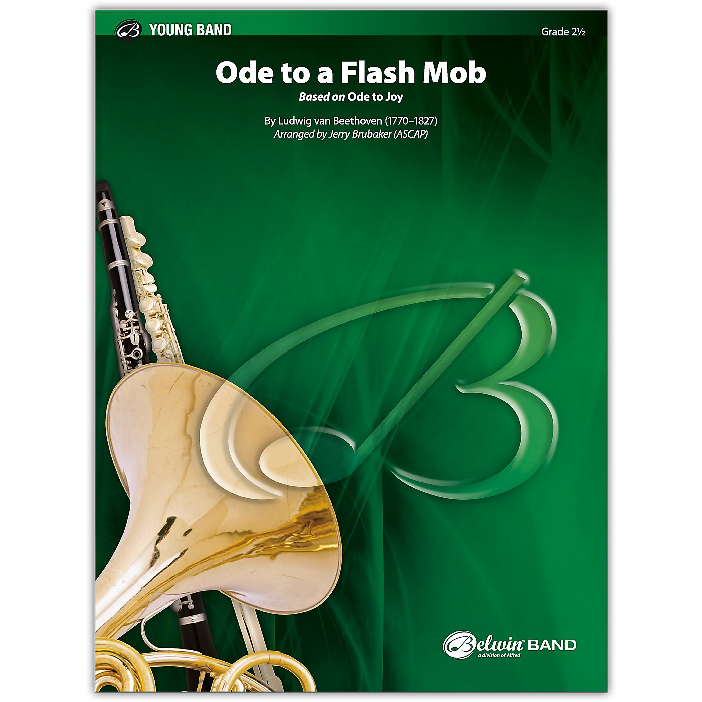 BELWIN Ode to a Flash Mob 2.5 (Easy to Medium Easy) thumbnail