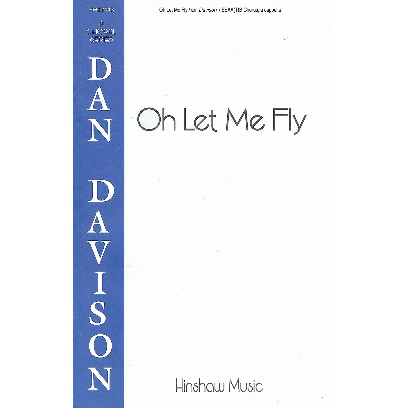 Hinshaw Music Oh Let Me Fly SSAATB arranged by Dan Davison thumbnail